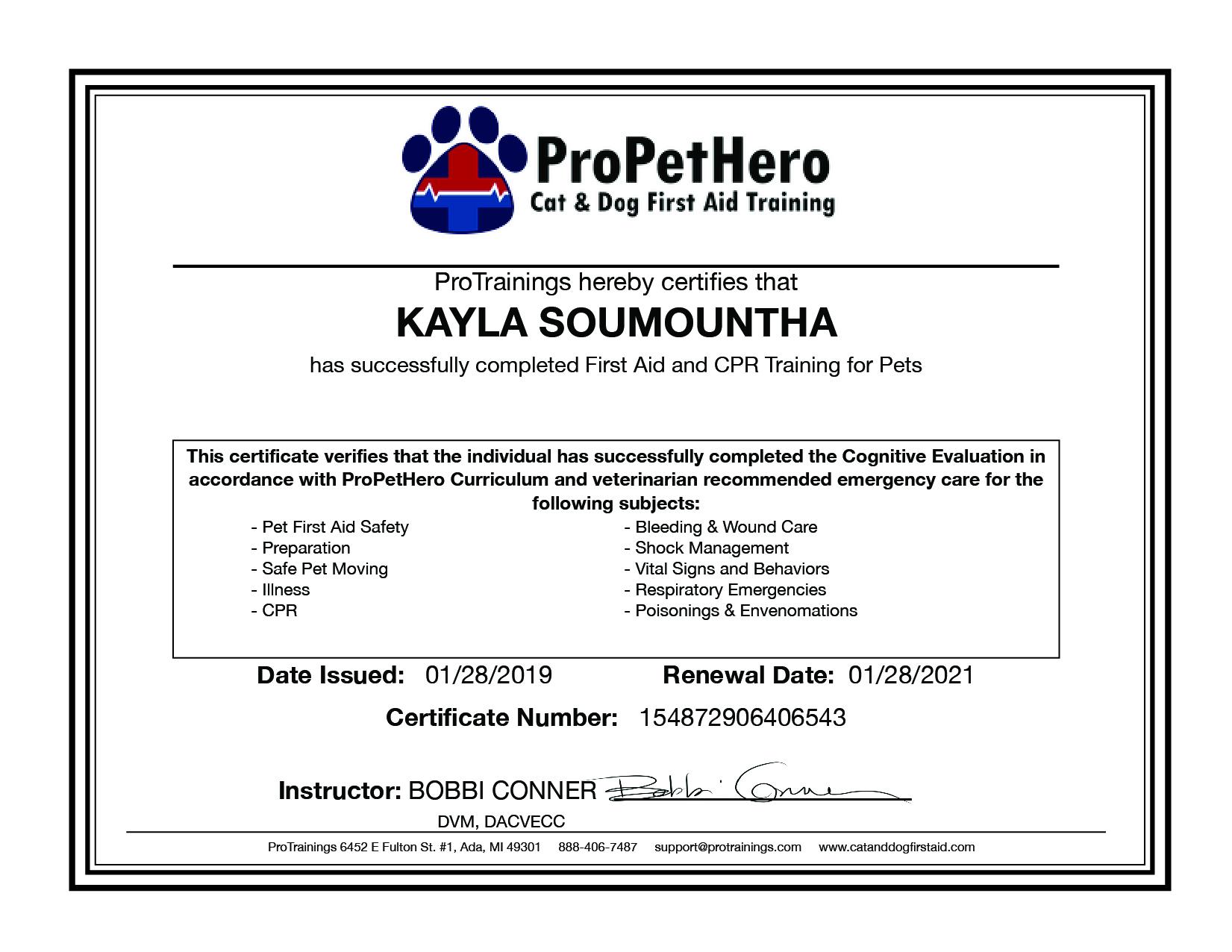 Precious Petcare Pet Care Team Professional Experienced Pet Care